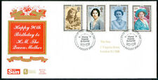 Handstamped Royalty Used Great Britain Stamp Covers