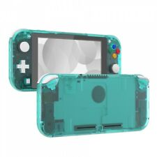 Emerald Green Replacement Shell with Screen Protector for Nintendo Switch Lite