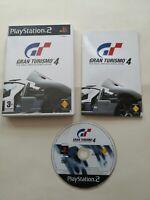 Gran Turismo 4 Sony Playstation 2 PS2 Free shipping UK