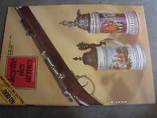 $p Revue Gazette des armes N°115 sabre 1767  UIT standard 69  opération Malacca
