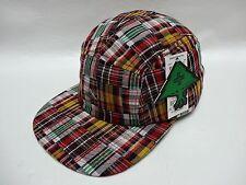 LRG mens J132517  BLOTTER 5-panel Snapback Adjustable Cap Hat one size NEW