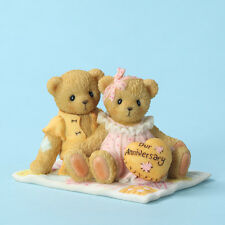 Cherished Teddies Lasting Love is the Greatest Gift Bear figurine 4025780 New