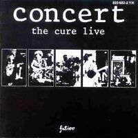 The Cure - Concert  The Cure Live [CD]
