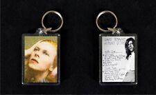 Hunky Dory - David Bowie - Acrylic keyfob