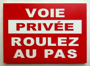 """Plate Panel """" Way Free Shipping! Private Listing! ' Roll At Not """" Signage"""
