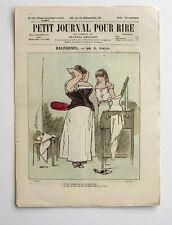 Le Petit Jounal pour Rire n°515  - Dans Le Tas - Notes & Croquis par Mars  P2