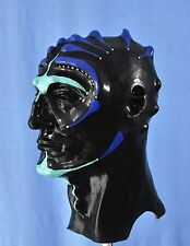 Zoron Foam Latex Hood Mask Rubber Masks!