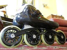 LUIGINO STRUT PILOT FIGHTER 7050 4x110 Inline Speed skates 14 (13) 46 305 $850