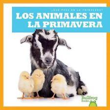LOS ANIMALES EN LA PRIMAVERA / ANIMALS IN SPRING