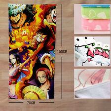 Neu ONE PIECE Anime Manga Badetuch Strandtuch Handtuch Bath Towel 150x70CM 011