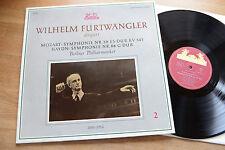 FURTWANGLER dirigiert Mozart und Haydn BPO LP HELIODOR 88007 nm