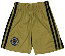 MLS Soccer Toddlers Philadephia Union Home Replica Shorts, Gold