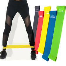 Resistance Bands Loop Exercise Rubber Gym Yoga Elastic Band Fitness Training s5