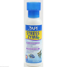 API Stress Zyme Live Bakterien Filter Booster Behandlung Aquarium 118ml