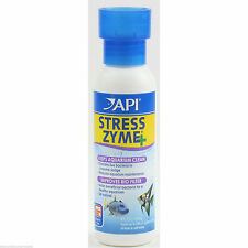 API Stress Zyme Live Bacteria Filter Boost Cleaner Aquarium Fish 118ml