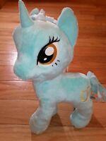 My Little Pony Friendship Is Magic Lyra Heartstrings Plush 2015 Hasbro Funrise