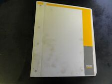 Case 580 Super L Construction King Loader Backhoe Parts Catalog  8-9931