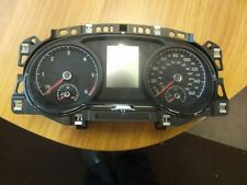 2016 VW GOLF 2.0 DIESEL MK7 GENUINE SPEEDOMETER CLOCKS DASH CLOCKS 5G1920941A