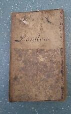 A Plan of London and its Environs Engraved by  I. Dower Pentonville London 1840?