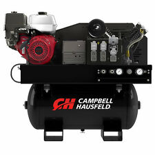 Campbell Hausfeld Commercial 11-HP 30-Gallon Two-Stage Truck Mount 2-In-1 Air...