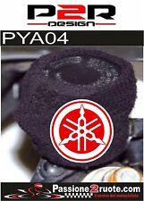 Polsino olio freni Yamaha rosso oil tank cover Yzf R1 R6 Mt-01