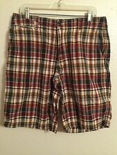 Men's GAP Flat Front Shorts (Size: 34) EUC
