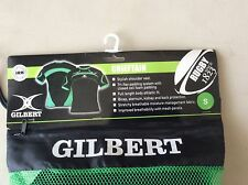 Gilbert Chieftain Rugby Shoulder Protection P/Tec Nu-192 Small S Black/Green
