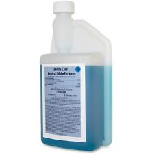 Rochester Midland Neutral Disinfectant Cleaner 32 oz. Blue 12001214