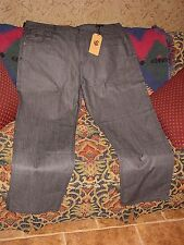 New W Tags ROCAWEAR Classic Fit Forester Jeans Grey 46 B / 34 Pants Urban