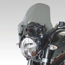 Windschild Moto Guzzi Breva V1100 RAUCHGRAU 370mm
