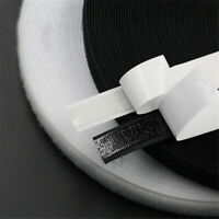 New Magic Cable Tie Adhesive Strap Hook & Loop Fastening Tape Nylon Sticker