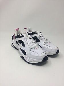 Nike M2K Tekno Black Athletic Shoes for