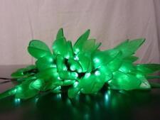 200LED 20M SOLAR GREEN LEAVE CHRISTMAS STRING LIGHTS