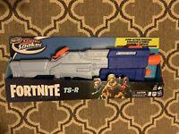 NIB Nerf Fortnite Tactical Shotgun TS-R Super Soaker Water Blaster Water Gun Toy