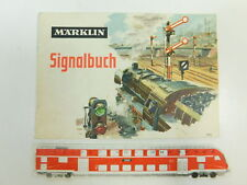 BQ205-0, 5 #Märklin Signal Book 0340 Von 1959 for H0/00