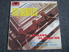 The Beatles-Please Please me LP-Made in Hungary-Rock n Roll