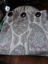 Pottery Barn Ashlyn Shower Curtain #1