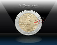 AUSTRIA 2 EURO 2018 (100 years of the Austrian Republic) Commemorative Coin *UNC