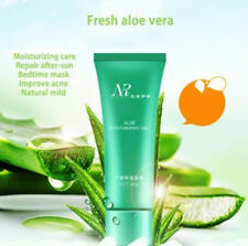 Aloe Vera Gel Face Care Deep Moisturize Nourish Shrink Pore Mask Cream Beauty