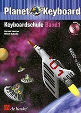 Planet Keyboard, Keyboardschule, m. Audio-CD von ...   Buch   Zustand akzeptabel