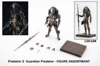 Hiya Toys 1:18 L0018 Predator 2 Guardian Predator  Assortmant PVC Figure Model