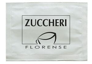 1000 BUSTINE zucchero semolato gr5 per DOLCIFICARE il tuo caffè/tè giornaliero