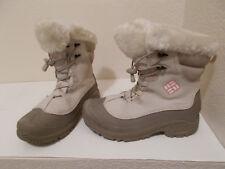 WOMEN BUGABOOT PLUS II OMNI-HEAT 2OO GRAM WATERPROOF FAUX FUR WINTER SNOW BOOT 6