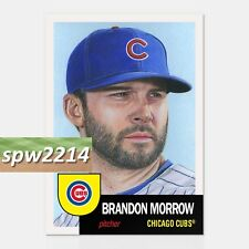 Topps Living Set Brandon Morrow #30