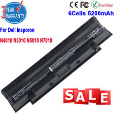 N4010 N5010R For Dell Inspiron N7010D J1KND Vostro 1450 3450 OEM 6Cells Battery