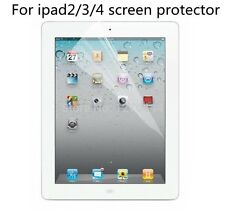 Ultra Clear LCD Screen Protector Film Cover Guard For Ipad 2/3/4
