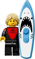 NEW LEGO MINIFIGURE​​S SERIES 17 71018 - Pro Surfer