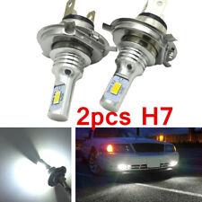 2pcs CREE H7 LED Car Headlight Kit 35W 4000LM Hi/Lo Beam Bulb Fog Light 6000K