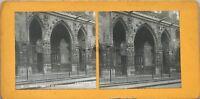 Parigi Eglise Saint-Germain-L'Auxerrois Foto Pl36 Stereo Vintage Analogica