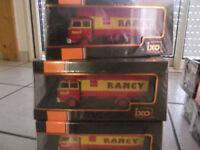 Unic 220 Cirque Rancy 1979 ixo 1/43